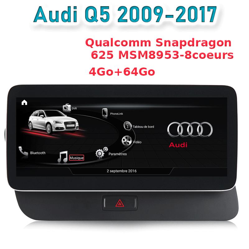 promo autoradio audi Q5