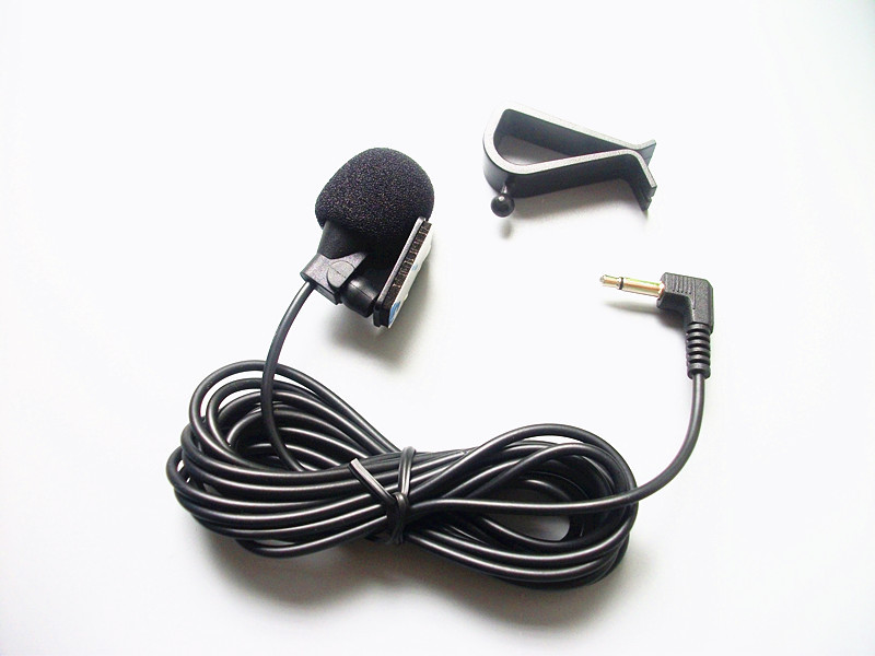 microphone d port pour autoradio. Black Bedroom Furniture Sets. Home Design Ideas