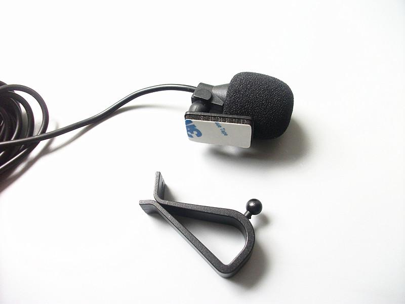 microphone d port pour autoradio. Black Bedroom Furniture Sets. Home Design Ideas