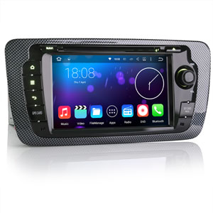 autoradio gps bluetooth wifi multimedia pas cher pour seat ibiza autoradio. Black Bedroom Furniture Sets. Home Design Ideas