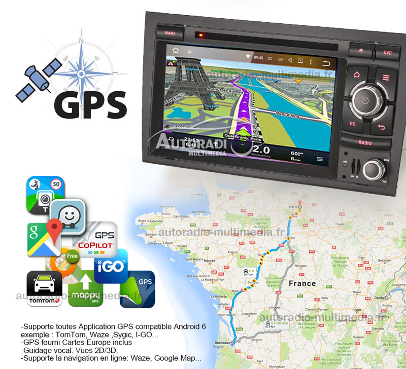 telecharger carte gps sygic pour autoradio. Black Bedroom Furniture Sets. Home Design Ideas