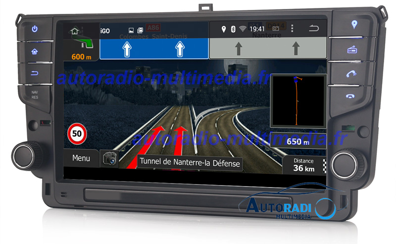 Autoradio android 6 1 for Photo ecran android 6