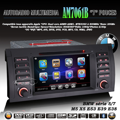 autoradio gps bluetooth. Black Bedroom Furniture Sets. Home Design Ideas