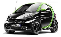 autoradio mercedes Smart