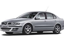 autoradio seat Toledo : 1999-2004